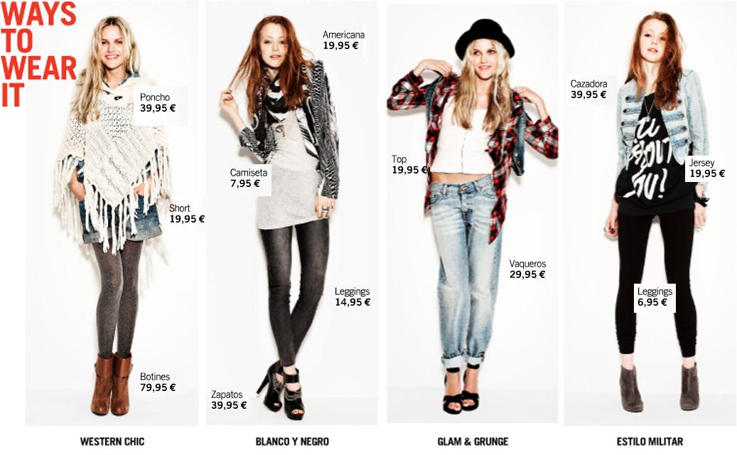 comprar baratas mejor lugar rico y magnífico H&M Divided. Colección Otoño/Invierno 2010/11 | La Chica Yeyé