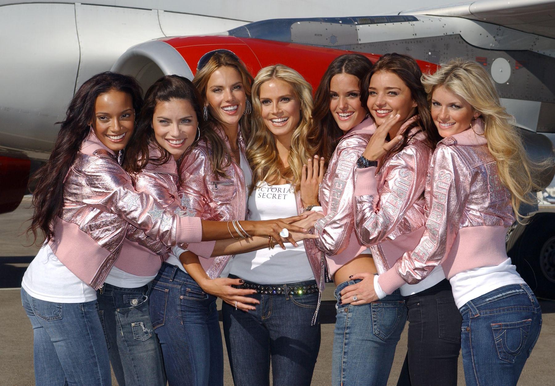 Heidi Klum dice adiós a Victoria's secret