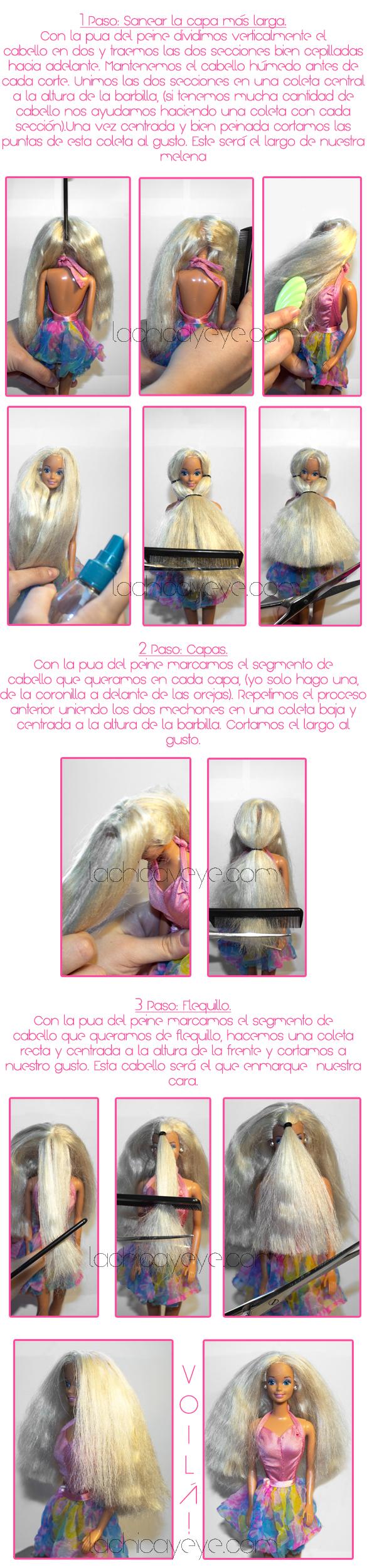 como sanear el cabello en casa parte II