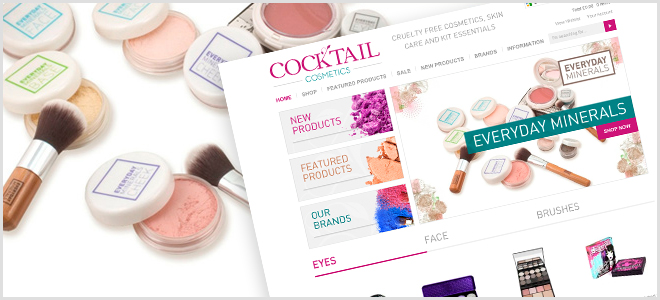 web maquillaje españolas