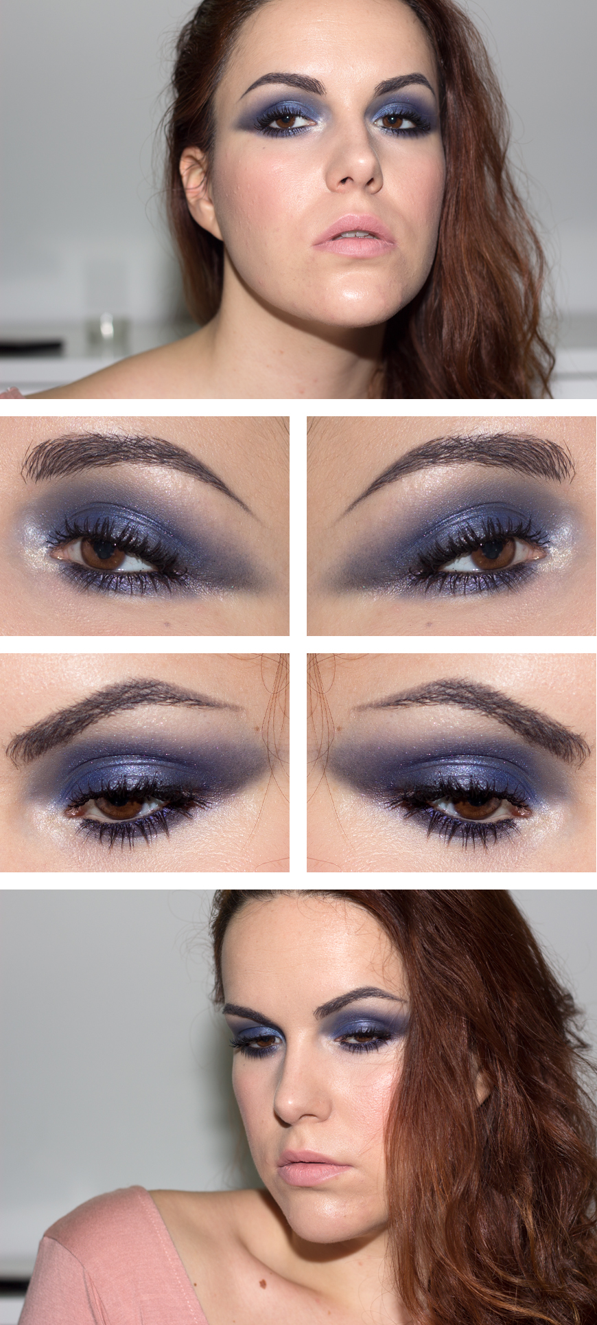 Lavender eyes with Sleek Arabian Nights